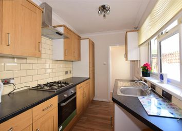 Thumbnail 2 bed terraced house for sale in Holcombe Road, Rochester, Kent