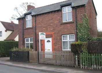 Thumbnail 2 bed cottage to rent in Tower View, Neston Road, Willaston