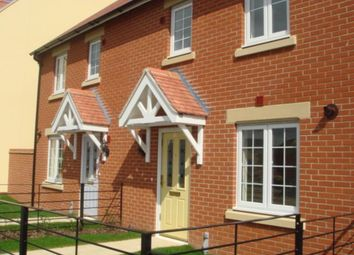 Thumbnail 3 bedroom semi-detached house to rent in Milbury Walk, White Eagle Road, Swindon