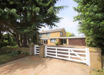 Thumbnail 4 bed detached house for sale in Wakering Road, Shoeburyness, Southend-On-Sea
