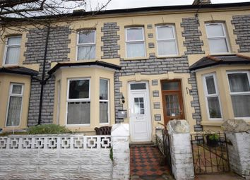 Thumbnail 2 bed terraced house for sale in St. Marys Avenue, Barry
