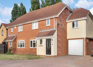Thumbnail 4 bed semi-detached house for sale in Shillingstone, Shoeburyness
