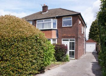 3 bed semi-detached house for sale in Dovedale Road, Bolton BL2