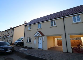 Thumbnail 3 bed semi-detached house to rent in Station Road, Calne