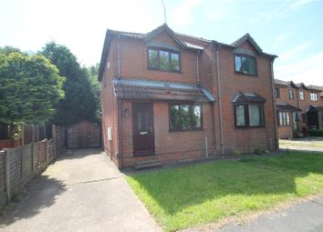 Thumbnail 2 bed semi-detached house for sale in The Fairways, Scunthorpe