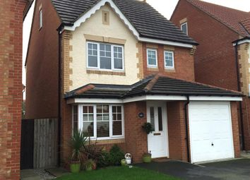 Thumbnail 4 bed detached house to rent in Cornflower Close, Bishop Cuthbert, Hartlepool