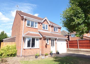 Thumbnail 4 bed detached house for sale in Leveret Drive, Whetstone, Leicester