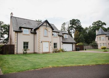 Thumbnail 5 bedroom detached house to rent in Druids Park, Murthly, Perth