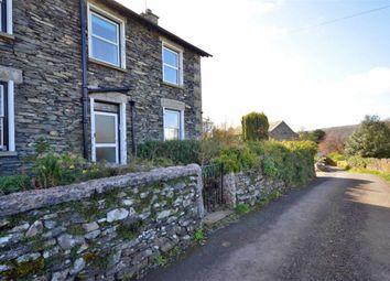 Thumbnail 3 bed property for sale in Prospect Cottages, Stavely In Cartmel, Cumbria