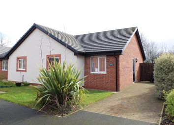 Thumbnail 1 bed semi-detached bungalow for sale in Beech Close, Longtown, Carlisle