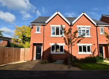 Thumbnail 3 bed semi-detached house for sale in The Lane, Worcester