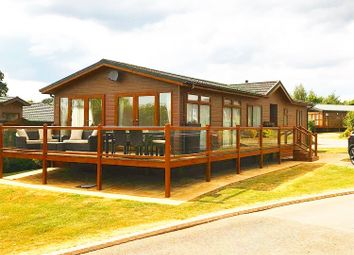 Thumbnail 2 bed lodge for sale in Malvern View Country Estate, Stanford Bishop, Near Bromyard
