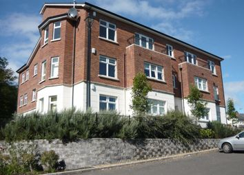 Thumbnail 2 bed flat to rent in Mill Valley Drive, Belfast