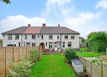 3 bed terraced house for sale in The Greenway, Greenhill, Sheffield S8
