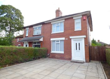 Thumbnail 2 bedroom semi-detached house to rent in St Johns Ave, Trentvale, Staffordshire