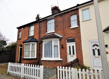 Thumbnail 2 bed terraced house for sale in Stoke Road, Hoo, Rochester