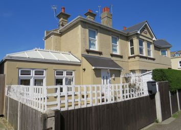 Thumbnail 1 bed flat for sale in Wellesley Road, Clacton-On-Sea