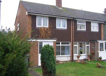 Thumbnail 3 bed semi-detached house to rent in Back Lane, Eynsham, Witney