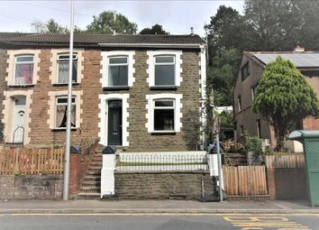 3 bed end terrace house for sale in Partridge Road, Llwynypia, Tonypandy CF40