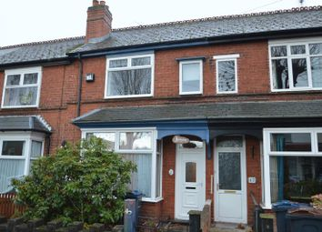 Thumbnail 2 bed terraced house to rent in 45 Beechwood Road, Kings Heath