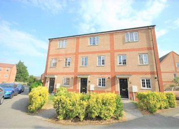 Thumbnail 4 bed terraced house to rent in Turners Gardens, Wootton, Northampton