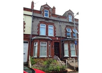 Thumbnail 4 bedroom terraced house to rent in Stranmillis Street, Belfast