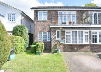 Thumbnail 4 bed semi-detached house for sale in Stour Close, Keston