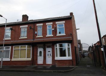 Thumbnail 3 bed terraced house to rent in Redcote Street, Manchester