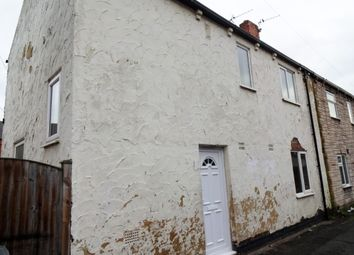 Thumbnail 3 bed end terrace house to rent in Back Garden Street, Castleford