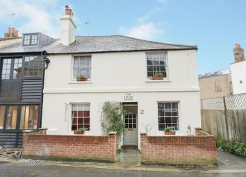 Thumbnail 4 bedroom end terrace house for sale in Duck Lane, Canterbury