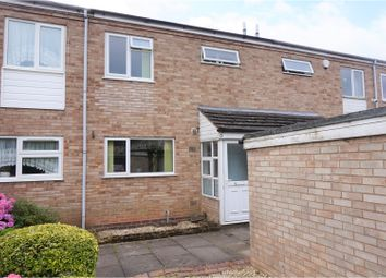 Thumbnail 3 bed terraced house for sale in Ladygrove Close, Redditch