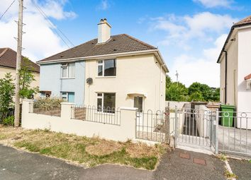 3 bed semi-detached house for sale in Channel Park Avenue, Plymouth PL3