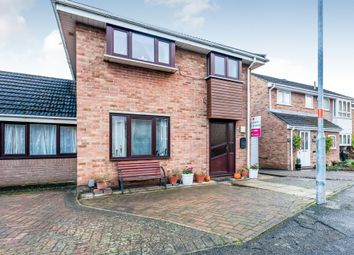 Thumbnail 5 bed detached house for sale in Cavendish Drive, Langlands, Northampton