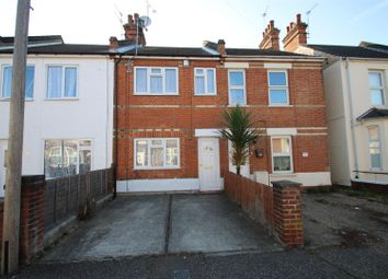 Thumbnail 2 bed terraced house to rent in The Close, Warwick Road, Clacton-On-Sea