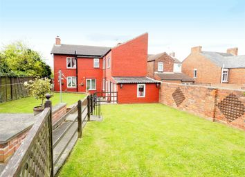 Thumbnail 4 bed detached house for sale in Unwin Street, Huthwaite, Nottinghamshire