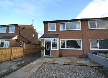 Thumbnail 3 bed semi-detached house for sale in Kemple View, Clitheroe