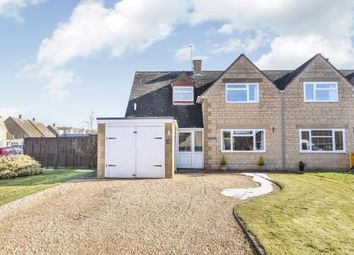 Thumbnail 3 bedroom semi-detached house for sale in Meon Road, Mickleton, Chipping Campden, Gloucestershire