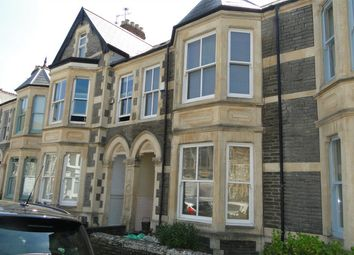 Thumbnail 4 bed terraced house to rent in Hamilton Street, Pontcanna, Cardiff, South Glamorgan