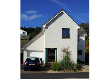 Thumbnail 3 bed detached house for sale in Netherbank, Galashiels
