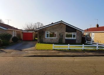 Thumbnail 2 bedroom bungalow to rent in Millfield, Ashill, Thetford