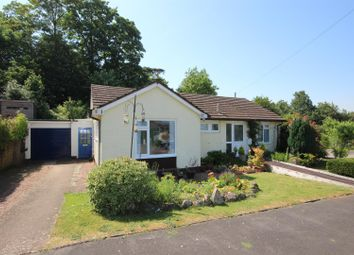 Thumbnail 3 bed detached bungalow for sale in Court Orchard, Newton St Cyres, Exeter