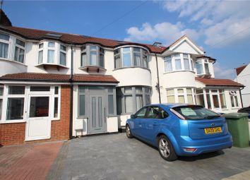 Thumbnail 3 bed flat to rent in Radley Gardens, Kenton