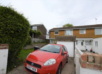 Thumbnail 3 bed end terrace house for sale in Courtland Road, Shiphay, Torquay, Devon