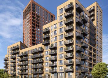 Thumbnail Flat for sale in Bradney House, Merrick Road, Southall