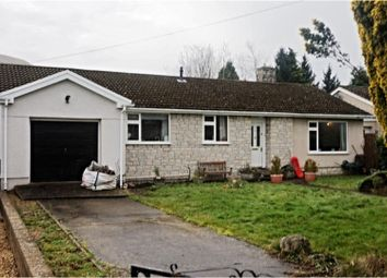 Thumbnail 4 bedroom detached bungalow for sale in Lime Trees Avenue, Crickhowell