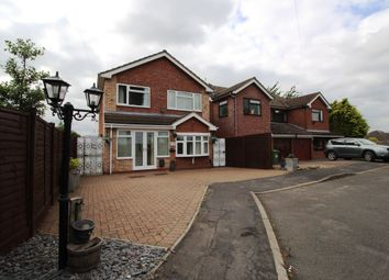 Thumbnail 4 bed detached house for sale in Milner Close, Bulkington, Bedworth