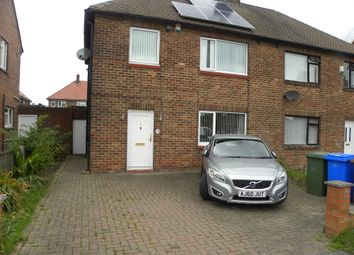 3 bed semi-detached house for sale in Glanton Avenue, Seaton Delaval, Tyne & Wear NE25