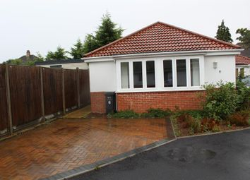 Thumbnail 2 bed detached bungalow to rent in Stour Meadow Close, Norhbourne, Bournemouth