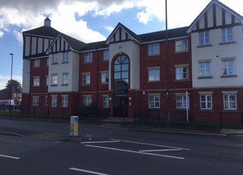 Thumbnail 2 bed flat to rent in Naylor Court, Rossmore Road West, Ellesmere Port