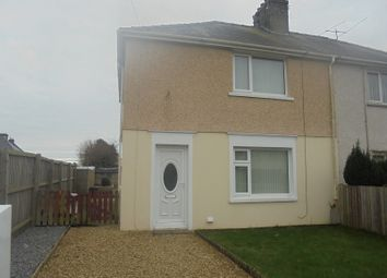 Thumbnail 2 bed property to rent in Pendre, Bridgend, Bridgend.